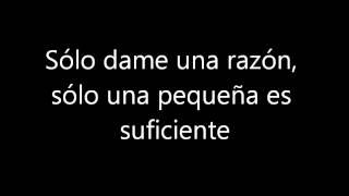 Just Give Me A Reason - P!nk ( Subtitulada español ) HD