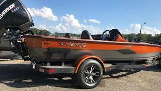 Best Value Bass Boat??!Vexus Bass Boat Demo!!