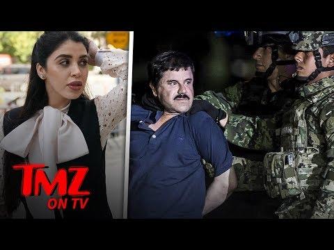 El Chapo Asks Judge for Permission to Hug His Wife During Trial | TMZ TV