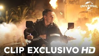 Jason Bourne regresa (Universal Pictures) [HD]
