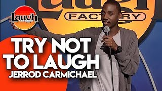TRY NOT TO LAUGH | Jerrod Carmichael | Stand-Up Comedy