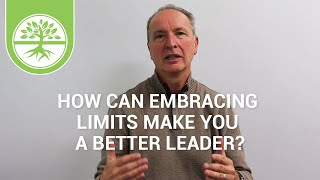 How Can Embracing Limits Make You a Better Leader? | Pete Scazzero