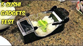 5 Sushi Gadgets put to the Test
