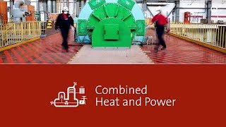 Veolia Markets & solutions - Combined heat and power