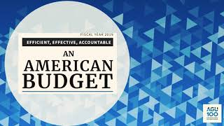 The President's Budget Request: The President's Spending Wishlist