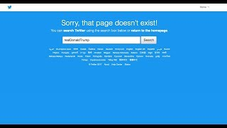 BREAKING NEWS: Twitter Deactivates and CENSORS President Donald Trump's Twitter Account