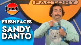 Sandy Danto | Siri | Laugh Factory Stand Up Comedy