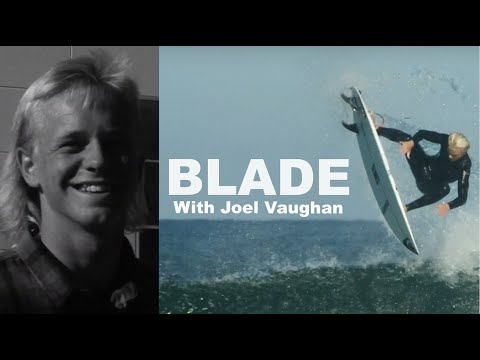 An Australian with a Mullet and an Air Reverse | Joel Vaughan in 'Blade'