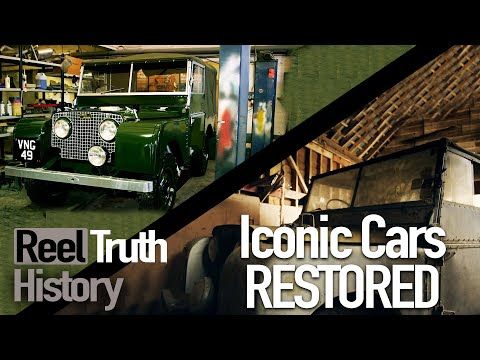 1950 Land Rover Series 1 RESTORATION (Before & After) | For The Love Of Cars | Reel Truth History