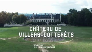 Le château de Villers-Cotterêts