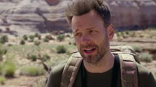 Joel McHale in Arizona Slot Canyons