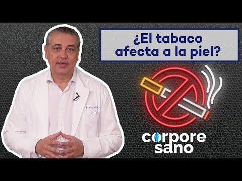 ¿Es cierto que el tabaco afecta también a la piel? [Corpore Sano]