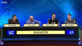 University Challenge S44E01 Manchester vs Selwyn-Cambridge