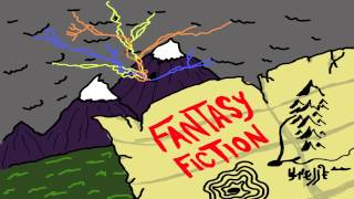 Fantasy Fiction 22: Dungeon Traps & Cannibals