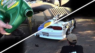 Changing Oil + 1JZ is300?