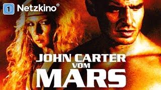 John Carter vom Mars (Sci-Fi, Science Fiction Filme auf Deutsch anschauen in voller Länge) *HD*