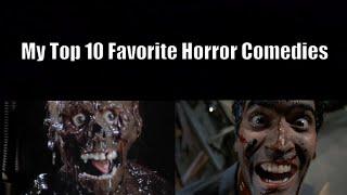 My Top 10 Favorite Horror Comedies