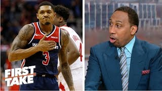 Lakers should do 'everything they can' to get Bradley Beal - Stephen A. | Get Up!