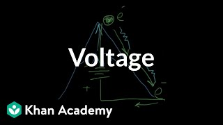 Voltage | Introduction to electrical engineering | Electrical engineering | Khan Academy