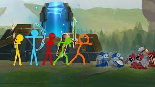 Animation vs. League of Legends