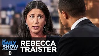 """Rebecca Traister - How """"Good and Mad"""" Women Continually Reshape America 