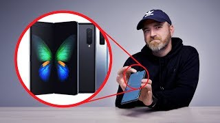 Unboxing The ″New″ Samsung Galaxy Fold