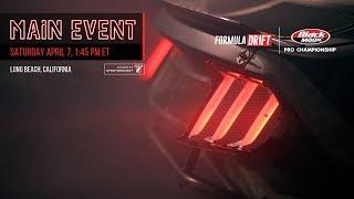 Formula Drift Long Beach - Main Event - Part 1