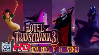 CGI & VFX Showreels: ″Hotel Transylvania 3: Macarena Dance Reel″ - by SENG