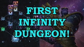 First Infinity Dungeons! with Lagacy | Marvel Contest of Champions Live Stream