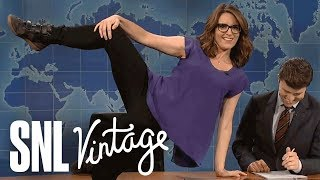 Weekend Update: Tina Fey on Playboy - SNL