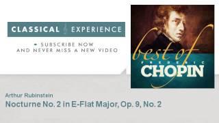 Frédéric Chopin : Nocturne No. 2 in E-Flat Major, Op. 9, No. 2