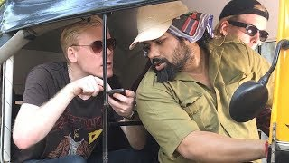 Foreigners VS Autowala | 2 Foreigners In Bollywood