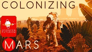 Outward Bound: Colonizing Mars
