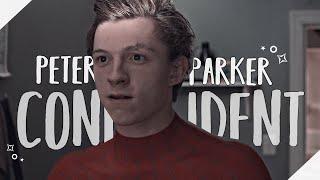 peter parker; confident ⋆°✧