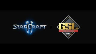 [ENG] 2018 GSL S3 Code S RO16 Group A
