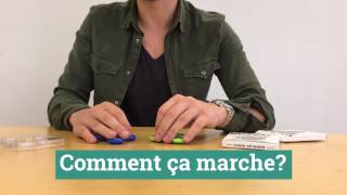 Hand spinners - spinners - toupie anti-stress. Comment ça marche?