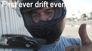 FIRST TIME DRIFTING WITH TJ HUNT AND ZEEJAACK!!