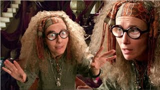 Is Sybill Trelawney Brilliant Or Terrible?