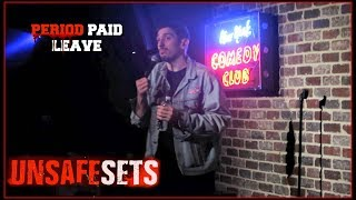 Ladies, Bleeding For 7 Days Is Crazy - Andrew Schulz - Stand Up Comedy