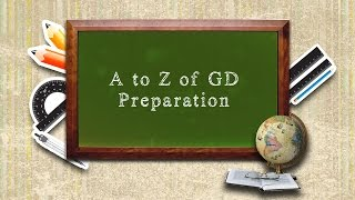 GD Preparation Guide