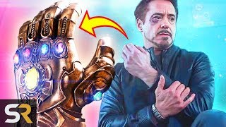 Avengers Theory: Marvel Has Been Foreshadowing Iron Man's Fate Since Civil War