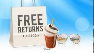 Free Returns on Ulsterbus & Goldline