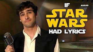 If the Star Wars ″Cantina Song″ Had Lyrics