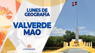 Lunes de geografía - Valverde Mao