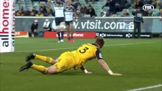 2017 Super Rugby QF - Brumbies v Hurricanes