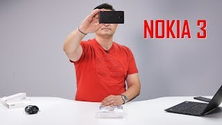 UNBOXING & REVIEW - Nokia 3 - Adică Nokia cu Android