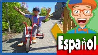 Blippi Español Jugando en el Museo de los Niños   Colores para Niños verás a Blippi Español