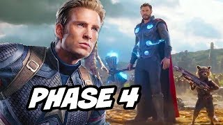 Avengers 4 Marvel Phase 4 Movie Schedule Explained By Kevin Feige