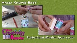 DIY Spool Knitter