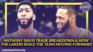 Lakers Podcast: Anthony Davis Trade Breakdown & How the Lakers Build The Team Moving Forward